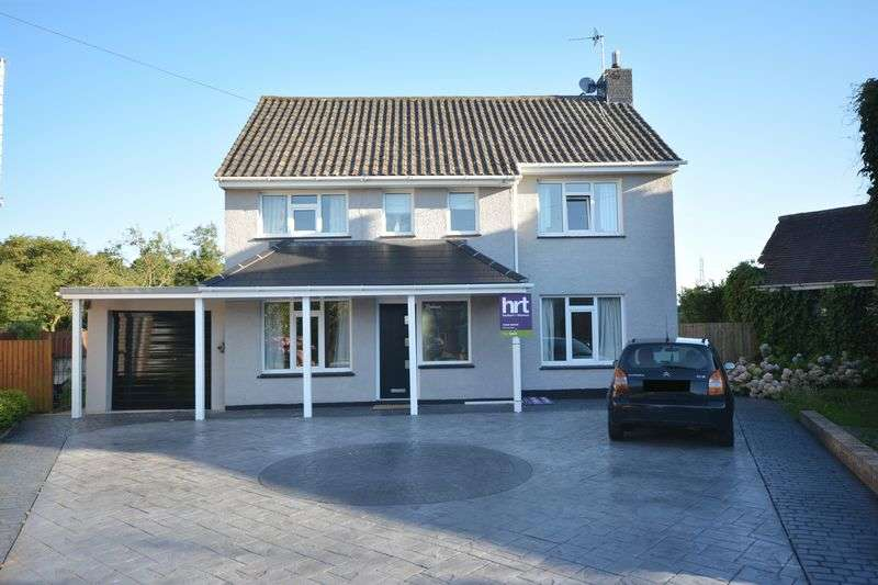 4 Bedrooms Detached House for sale in Raheen, Island Farm Road, Bridgend CF31 3LG