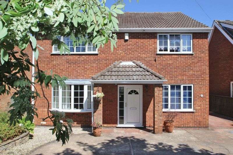 4 Bedrooms Detached House for sale in TETNEY LANE, HOLTON LE CLAY