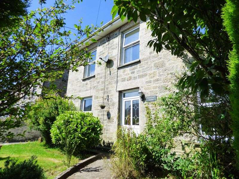 3 Bedrooms Detached House for sale in DETACHED, EXTENDED FAMILY HOME WITH GARAGE IN FOUR LANES, NR REDRUTH