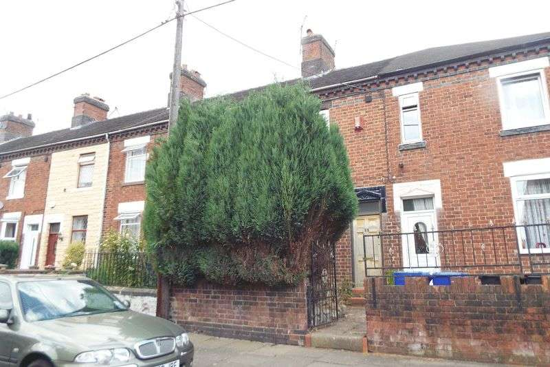 2 Bedrooms Terraced House for sale in Edensor Terrace, Longton, Stoke-On-Trent