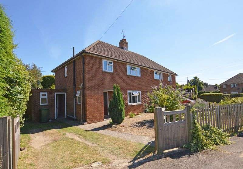 3 Bedrooms Semi Detached House for sale in Kingsley, Hampshire