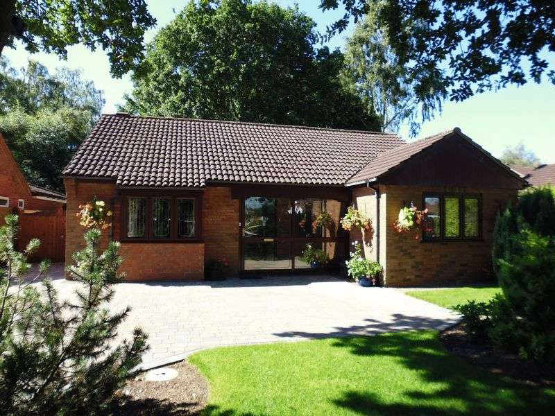 3 Bedrooms Detached Bungalow for sale in Staffordshire Crescent, Doddington Park, Lincoln