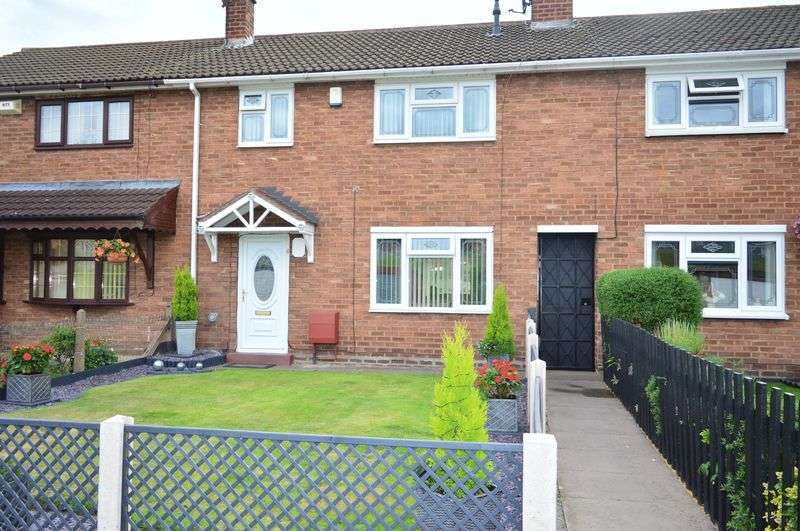 3 Bedrooms Terraced House for sale in Kendrick Place, Bilston