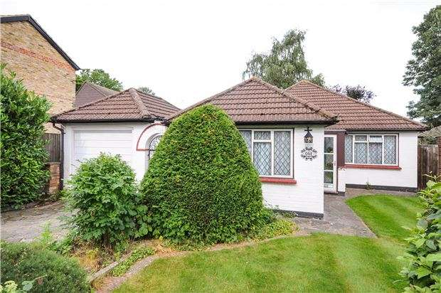 3 Bedrooms Detached House for sale in Edith Road, ORPINGTON, Kent, BR6 6JQ