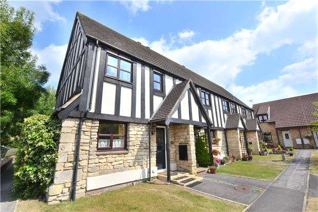 2 Bedrooms End Of Terrace House for sale in Fieldcourt Farmhouse, Courtfield Road, Quedgeley, GLOUCESTER, GL2 4WQ