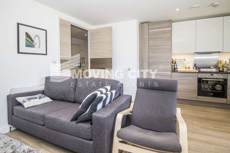 1 Bedroom Flat for sale in Baroque Gardens, Marine Wharf, Surrey Quays