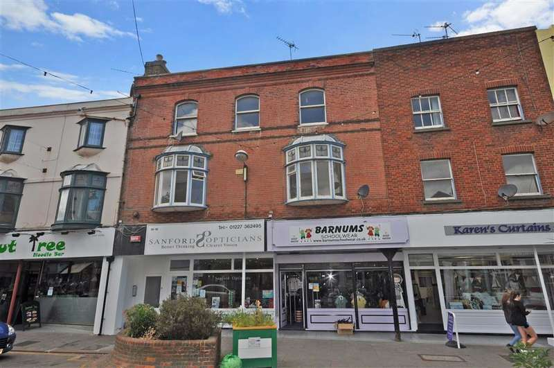 1 Bedroom Flat for sale in William Street, Herne Bay, Kent