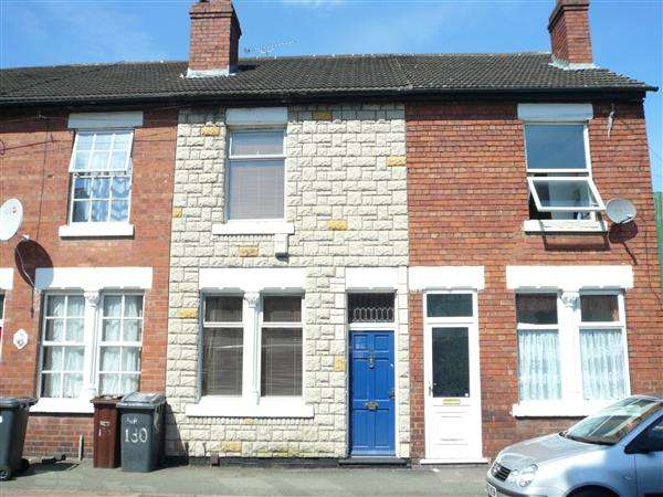 2 Bedrooms Terraced House for sale in Merridale Street West, Pennfields, Wolverhampton
