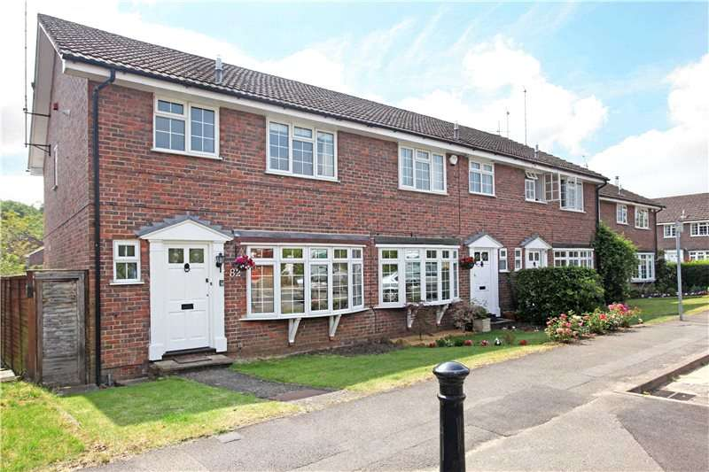 3 Bedrooms Terraced House for sale in Church Road, Milford, Godalming, Surrey, GU8