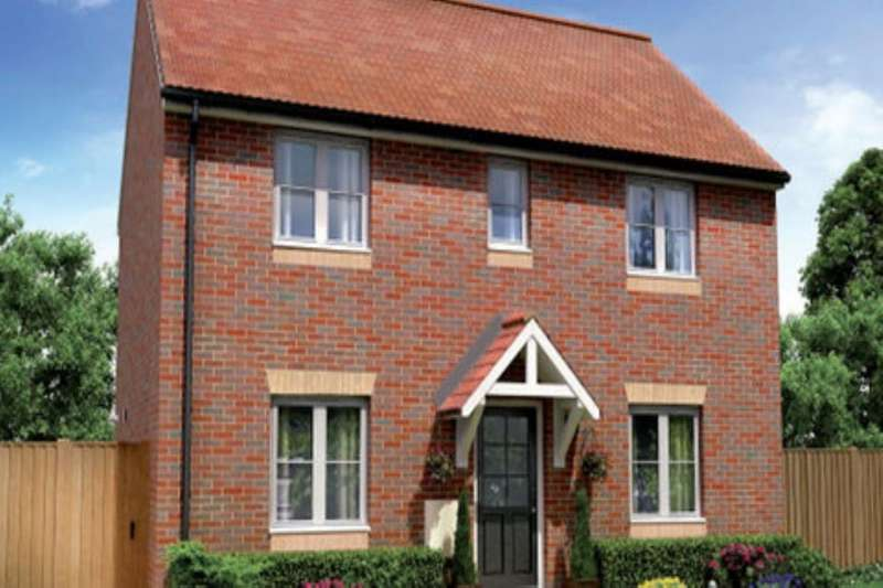 3 Bedrooms Semi Detached House for sale in Forbes Drive, Hempsted Park Hempsted, Peterborough, PE7