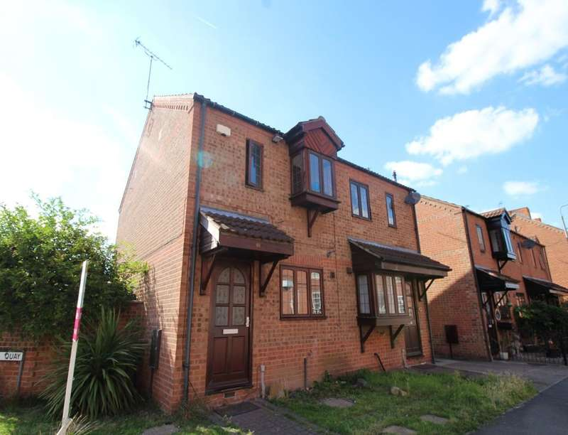 2 Bedrooms Semi Detached House for sale in Thrumpton Lane, Retford, DN22