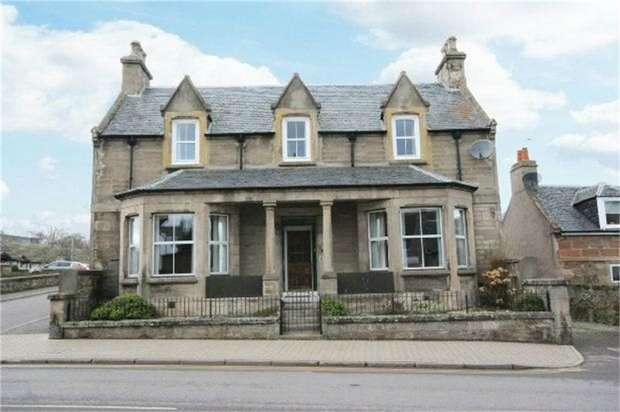 4 Bedrooms Semi Detached House for sale in King Street, Nairn, Highland