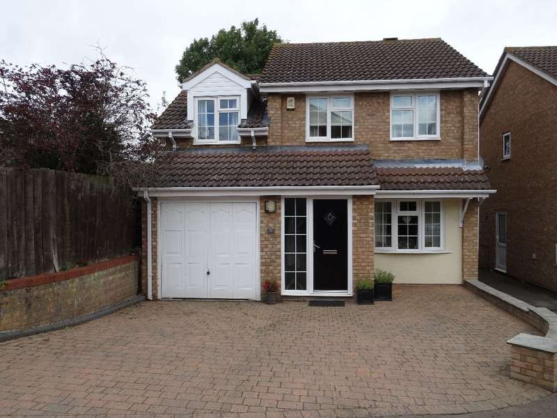 4 Bedrooms Detached House for sale in OXLEYS, OLNEY