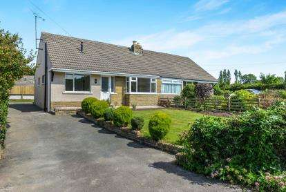 4 Bedrooms Bungalow for sale in Over Kellet, Carnforth, Lancashire, LA6