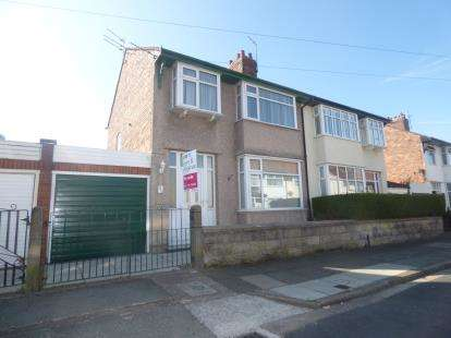 3 Bedrooms Semi Detached House for sale in Guernsey Road, Liverpool, Merseyside, L13