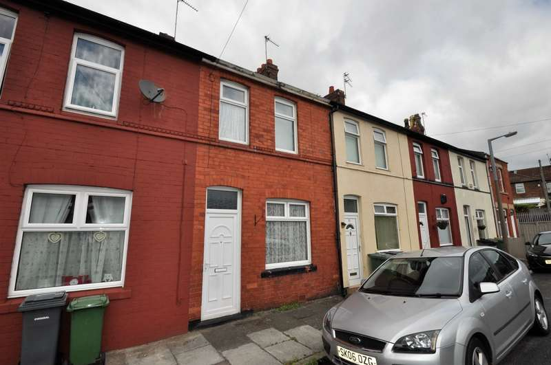 2 Bedrooms House for sale in Scott Street, Wallasey
