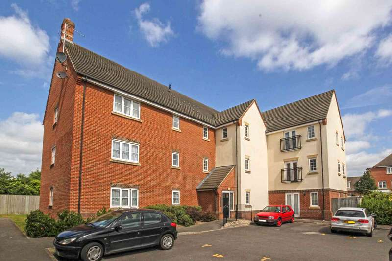 1 Bedroom Flat for sale in Barley Close, Wallingford