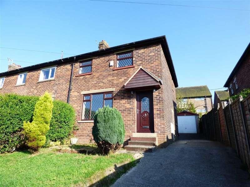 3 Bedrooms Property for sale in Bridley Drive, Slaithwaite, HUDDERSFIELD, West Yorkshire, HD7