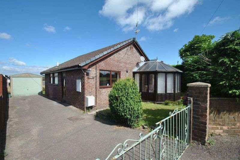2 Bedrooms Detached Bungalow for sale in Berry Hill, Coleford