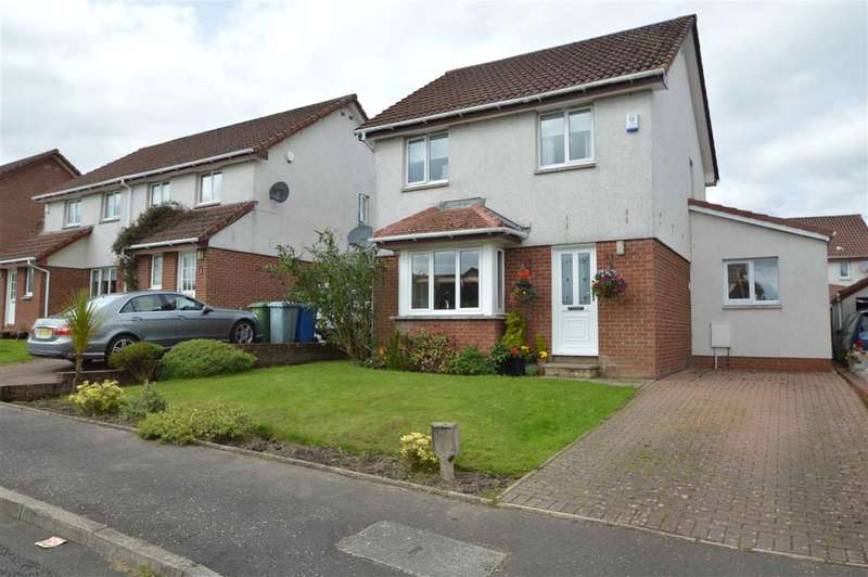 3 Bedrooms Detached House for sale in Beech Avenue, Quarter, Hamilton