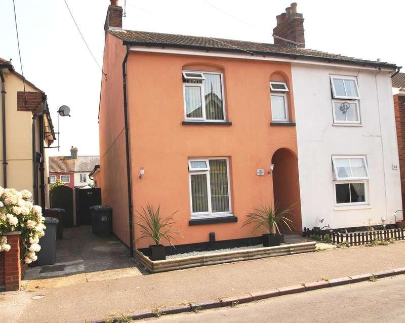 3 Bedrooms House for sale in Margaret Street, Felixstowe