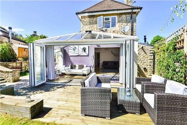3 Bedrooms Detached House for sale in Southstoke Road, BATH, Somerset, BA2 5SL