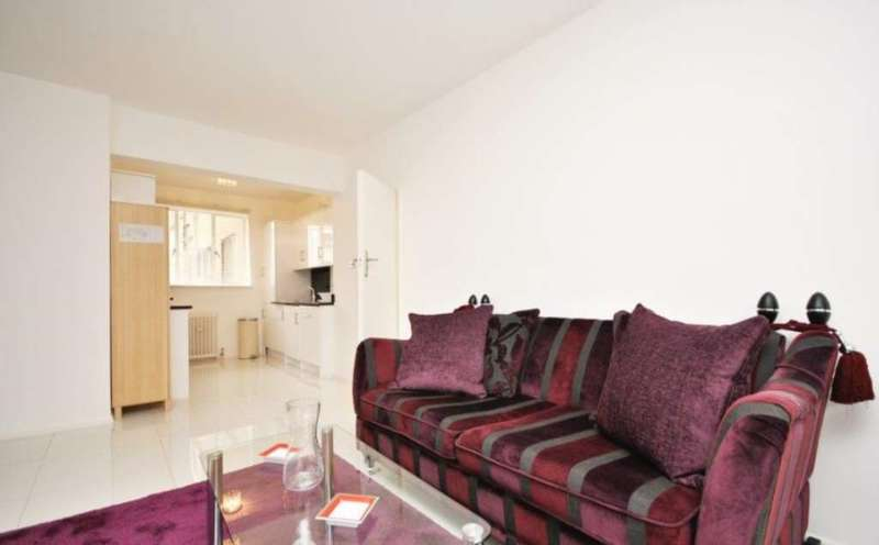 2 Bedrooms Flat for sale in Old Marylebone Road, Old Marylebone