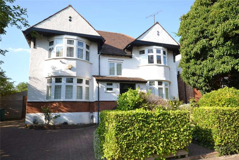 4 Bedrooms Detached House for sale in Waverley Grove, Finchley, London, N3