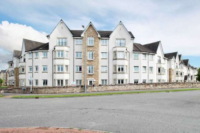 2 Bedrooms Flat for sale in 12 McCormack Place, Larbert, Stirlingshire, FK5 4TZ