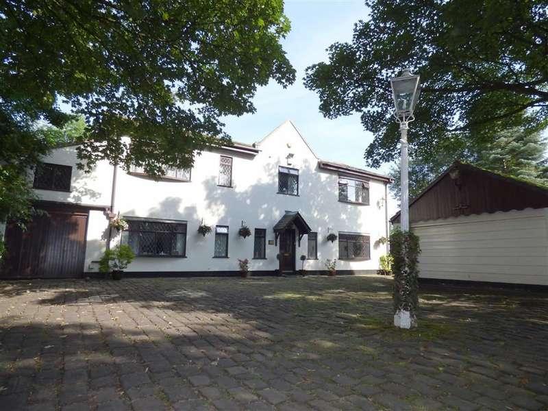 4 Bedrooms Property for sale in Oldham Road, Heyside, Oldham, OL2