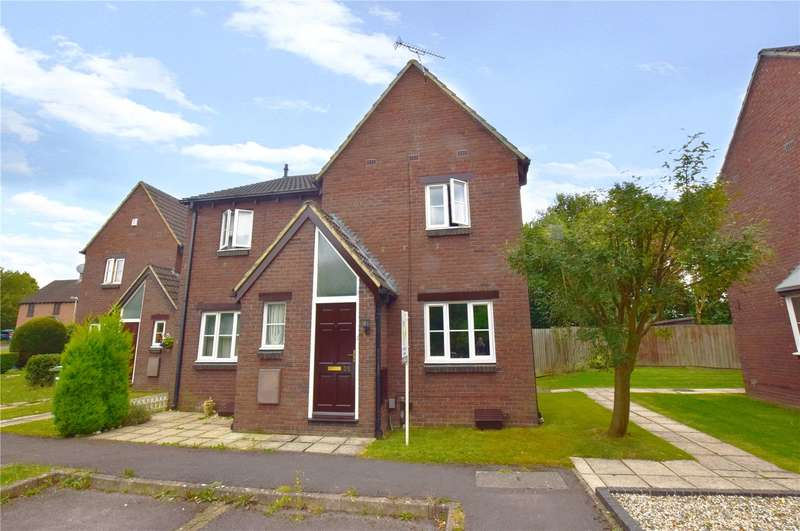 2 Bedrooms End Of Terrace House for sale in Coney Grange, Warfield, Berkshire, RG42
