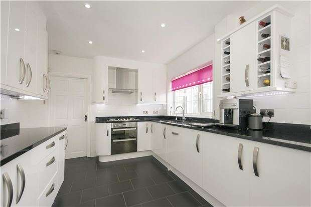 4 Bedrooms Detached House for sale in Langthorn Close, Frampton Cotterell, Bristol, BS36 2JH
