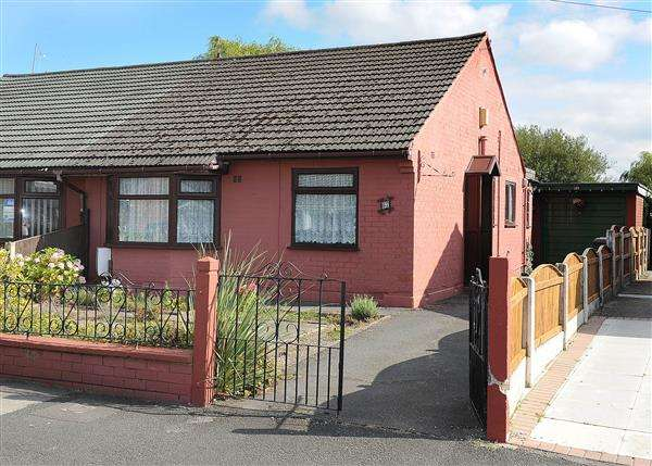 2 Bedrooms Bungalow for sale in 62 Sandy Lane, Irlam M44 6WJ