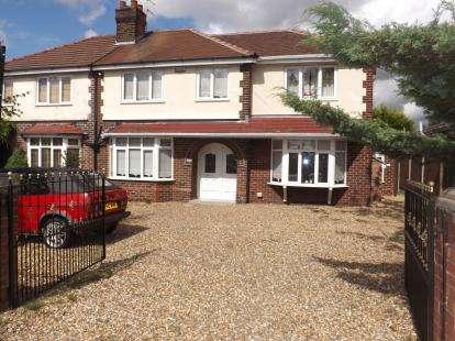 Semi Detached House for sale in Liverpool Road, Great Sankey, Warrington, Cheshire, WA5