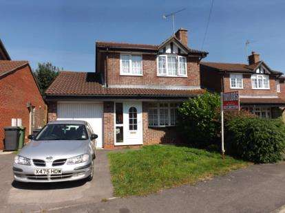 3 Bedrooms Detached House for sale in Grace Close, Chipping Sodbury, Bristol, Gloucestershire