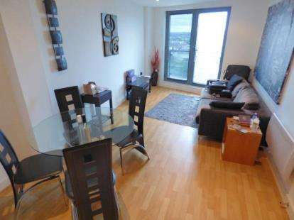 2 Bedrooms Flat for sale in Echo Central One, Cross Green Lane, Leeds, West Yorkshire