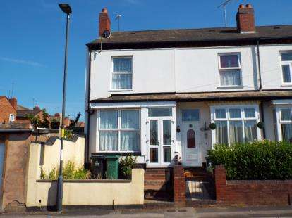 3 Bedrooms Terraced House for sale in Countess Street, Walsall, West Midlands