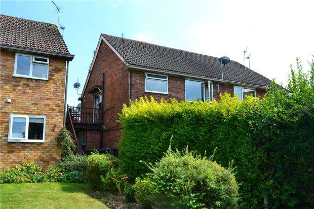 2 Bedrooms Maisonette Flat for sale in Elm Close, Binley Woods, Coventry, Warwickshire