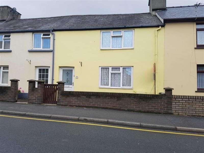 2 Bedrooms Property for sale in Lewis Terrace, Aberystwyth, Llanbadarn Fawr