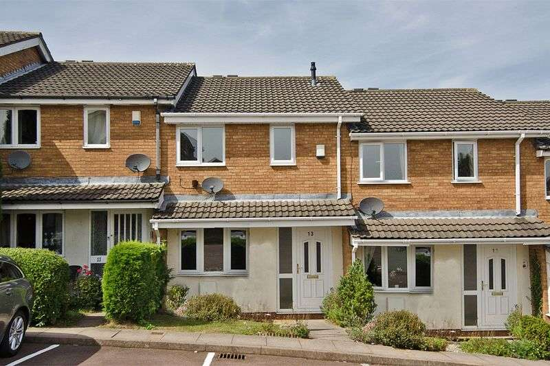 3 Bedrooms Terraced House for sale in Acorn Close, Heath Hayes, Cannock