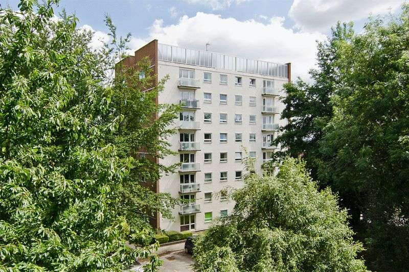 2 Bedrooms Flat for sale in Whittington House, Hobs Road, Lichfield
