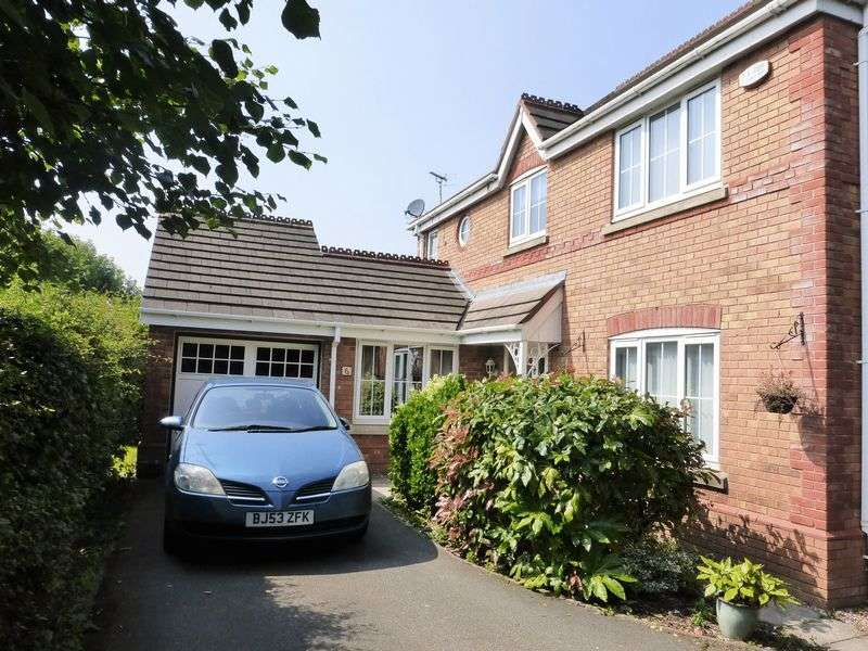 4 Bedrooms Detached House for sale in Ashbrook Close, Hesketh Bank, Preston