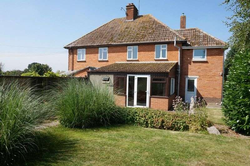 3 Bedrooms Semi Detached House for sale in West Lyng, Taunton