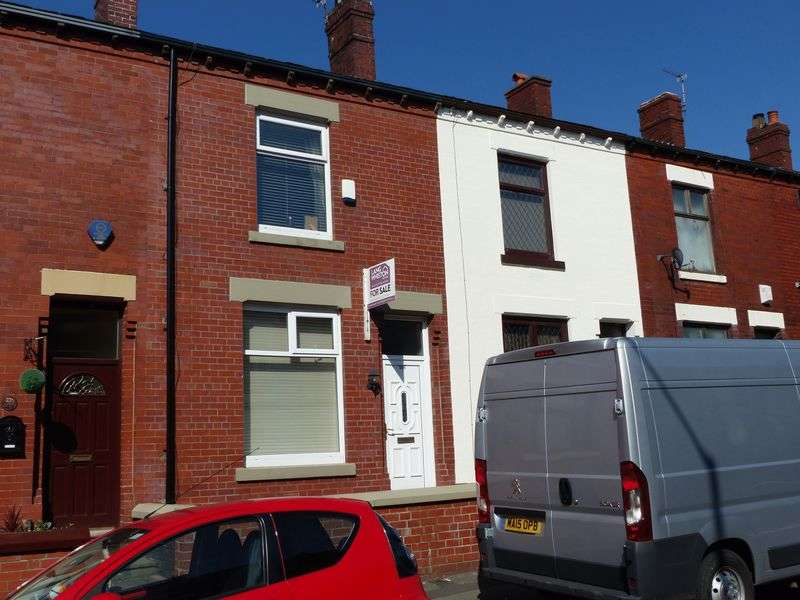 2 Bedrooms Terraced House for sale in Turf Lane, Oldham