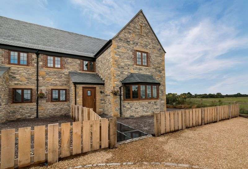4 Bedrooms Detached House for sale in Bineham Lane, Yeovilton Village