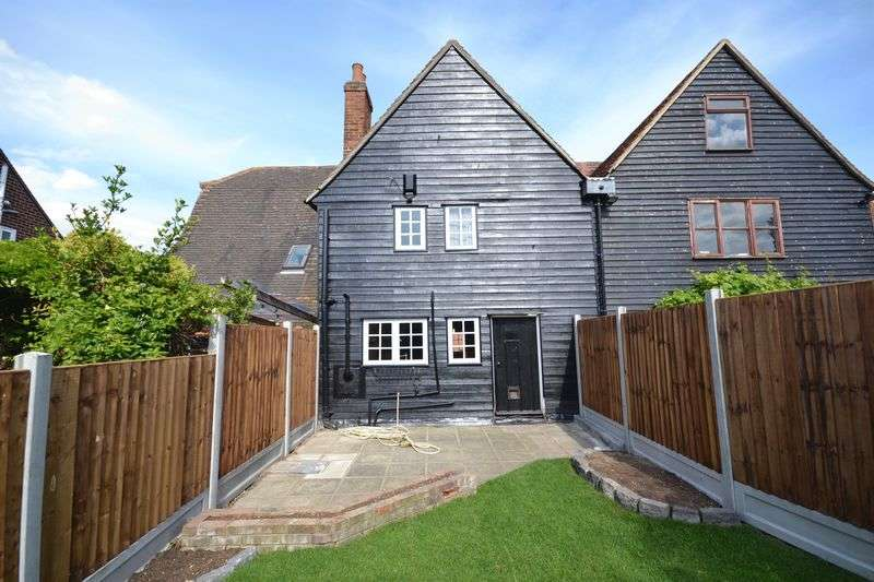 2 Bedrooms Terraced House for sale in High Road, Horndon On The Hill