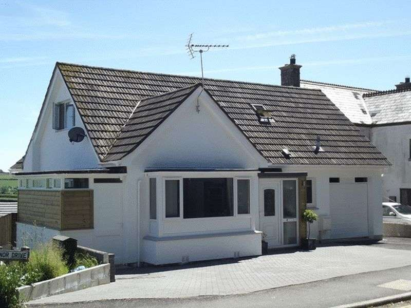 4 Bedrooms Detached House for sale in Belmont Road, St Austell