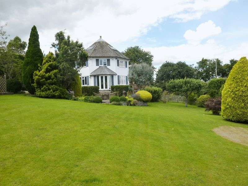 4 Bedrooms Detached House for sale in Clappentail Lane, Lyme Regis