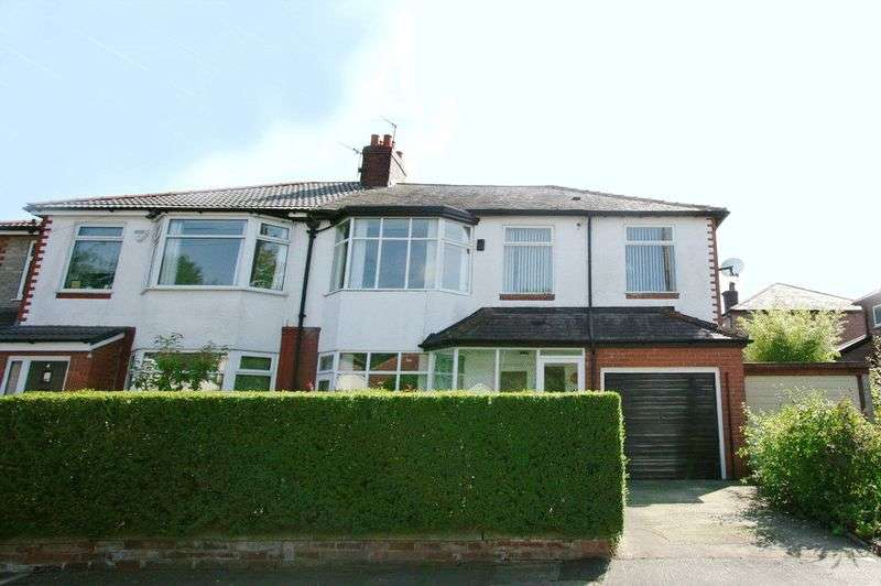 5 Bedrooms Semi Detached House for sale in Larch Avenue, South Swinton Manchester