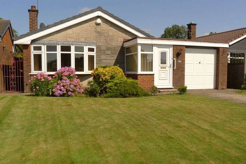 2 Bedrooms Detached Bungalow for sale in Hough Fold Way, Harwood, Bolton
